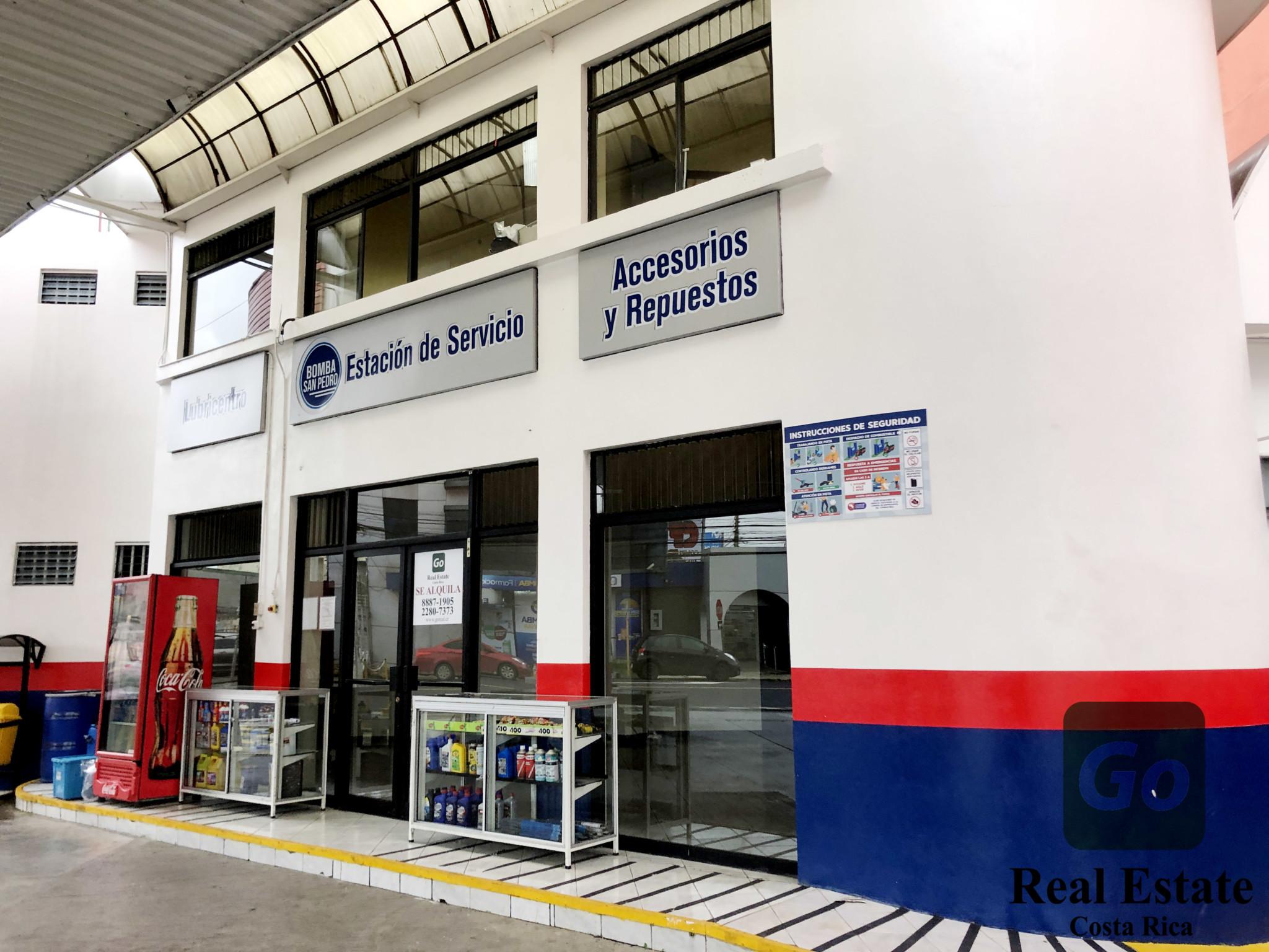 Local comercial, Servicentro La Bomba, San Pedro de Montes de Oca