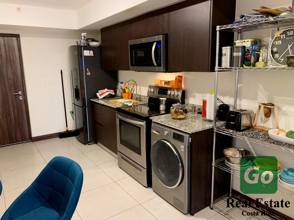 Apartamento amueblado, Torres Los Yoses, San Pedro de Montes de Oca