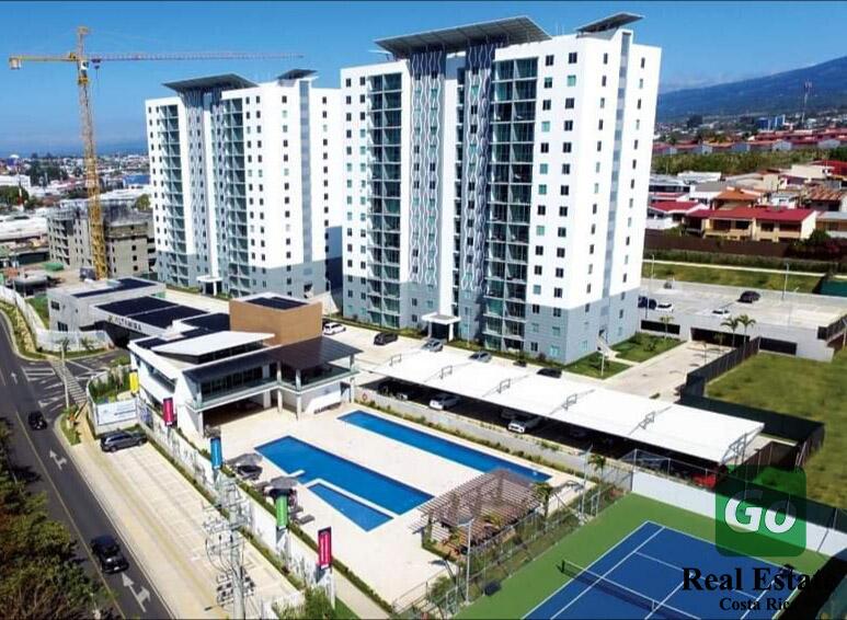 Apartamento, Condominio Altamira, San Pablo, Heredia