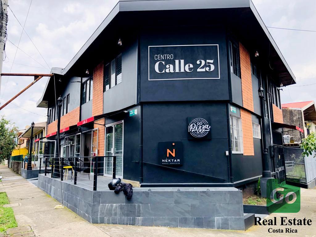 Local comercial, Centro Calle 25, Francisco Peralta, San José